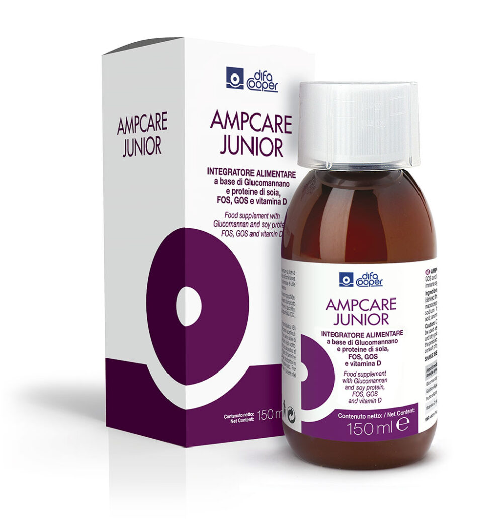 ampcare-junior-integratore-alimentare
