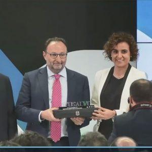 premio Innovazione dal quotidiano spagnolo La Razón