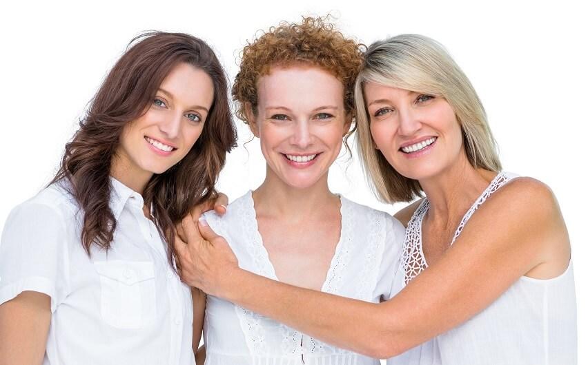 donne, età, donna, rughe, pelle, ragazza, antiage, antietà, dermatologia, bellezza