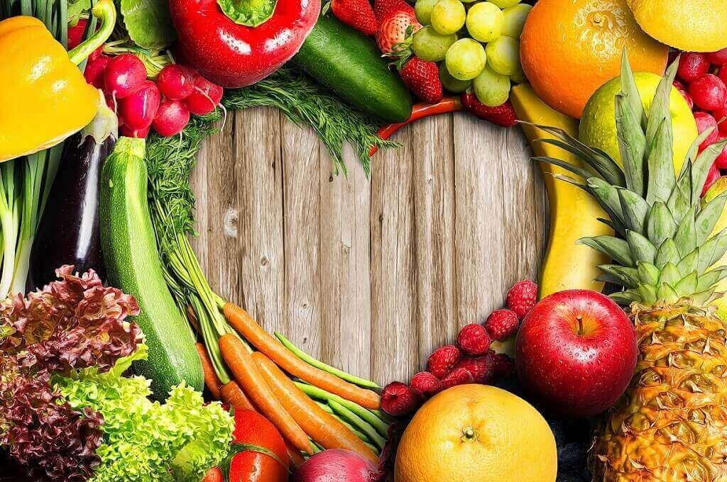 frutta, verdura, dieta, alimentazione, salute, pelle, intestino, cibo